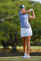Anna Nordqvist (SWE) watches her tee shot on 2 during round 1 of the 2019 US Women's Open, Charleston Country Club, Charleston, South Carolina,  USA. 5/30/2019.<br /> Picture: Golffile | Ken Murray<br /> <br /> All photo usage must carry mandatory copyright credit (© Golffile | Ken Murray)