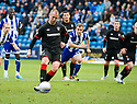 20/11/2010   Copyright  Pic : James Stewart.sct_jsp001_kilmarnock_v_rangers  .:: KENNY MILLER SCORES RANGERS FIRST FROM THE PENALTY SPOT ::.James Stewart Photography 19 Carronlea Drive, Falkirk. FK2 8DN      Vat Reg No. 607 6932 25.Telephone      : +44 (0)1324 570291 .Mobile              : +44 (0)7721 416997.E-mail  :  jim@jspa.co.uk.If you require further information then contact Jim Stewart on any of the numbers above.........