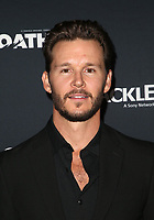 CULVER CITY, CA - MARCH 7: Ryan Kwanten pictured at Crackle's The Oath Premiere at Sony Pictures Studios in Culver City, California on March 7, 2018. <br /> CAP/MPIFS<br /> &copy;MPIFS/Capital Pictures