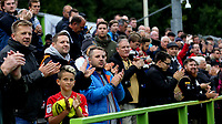 MK Dons fans during Forest Green Rovers vs MK Dons, Caraboa Cup Football at The New Lawn on 8th August 2017