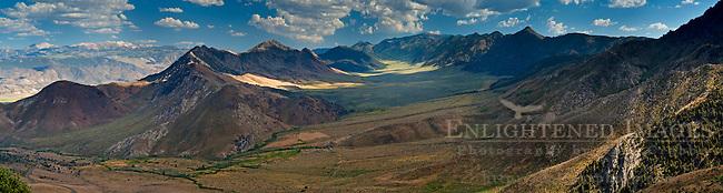 Sinkard / Little Antelope Wildlife Area, Sinkard Valley, Mono County, California