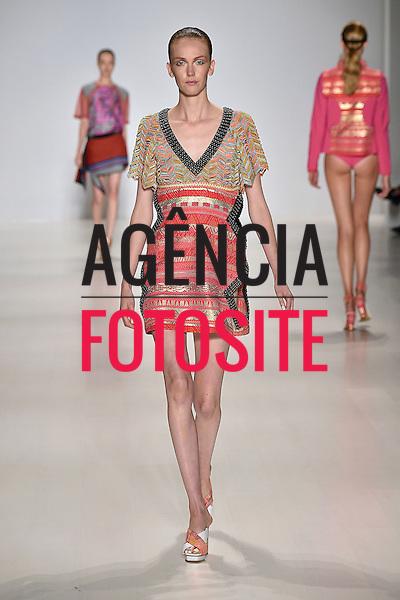 Nova Iorque, EUA &sbquo;09/2014 - Desfile de Custo Barcelona na Semana de moda de Nova Iorque  -  Verao 2015. <br /> <br /> Foto: FOTOSITE