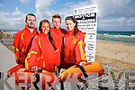 KEEPING WATCH: Banna lifeguards, James O'Connell, Tralee, Katie, Listowel , James O'Callaghan, Ballyard, Michelle Breen, Banna