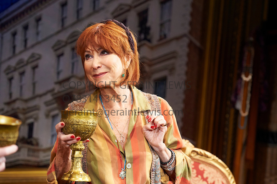 Lettice and Lovage by Peter Shaffer, directed by Trevor Nunn. With Felicity Kendal as Lettice Douffet. Opens at The Mernier Chocolate Factory Theatre on 17/5/17.