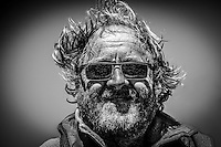 Sailing Faces - Portraits - JP Morgan Round The Island Race