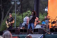 SAN FRANCISCO, CALIFORNIA - AUGUST 09: Adam Duritz and the Counting Crows perform during the 2019 Outside Lands music festival at Golden Gate Park on August 09, 2019 in San Francisco, California.   <br /> CAP/MPI/ISAB<br /> ©ISAB/MPI/Capital Pictures