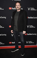 LOS ANGELES- DECEMBER 12: Leonard Boyarsky attends the Game Awards 2019 at the Microsoft Theater on December 12, 2019 in Los Angeles, California. (Photo by Scott Kirkland/PictureGroup)