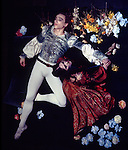 English National Ballet,  Frederick Ashton's Romeo and Juliet..Roman Rykin, Josephine Jewkes
