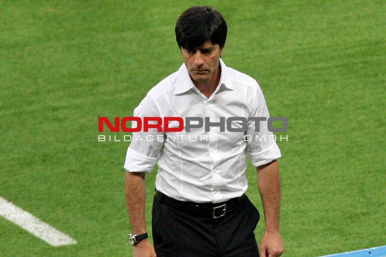 UEFA Euro 2008  Finale<br /> <br /> Vienna - Ernst Happel Match 32<br /> Deutschland ( GER ) - Spanien ( ESP )<br /> <br /> Joachim Loew (L&ouml;w) - ( Germany / Trainer / Coach / )<br /> <br /> Foto &copy; nph (  nordphoto  )<br /> <br /> <br /> <br />  *** Local Caption ***