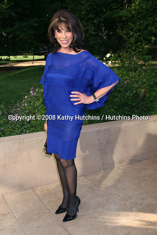 Kate Linder. arriving at the Academy of Television Arts & Sciences reception for 2008 Daytime Emmy Nominees.Savannah Resturant.Burbank,  CA.June 9, 2008.©2008 Kathy Hutchins / Hutchins Photo .