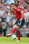 12.05.2018, Allianz Arena, Muenchen, GER, 1.FBL,  FC Bayern Muenchen vs. VfB Stuttgart, im Bild Mats Hummels (FCB #5) <br /> <br />  Foto &copy; nordphoto / Straubmeier