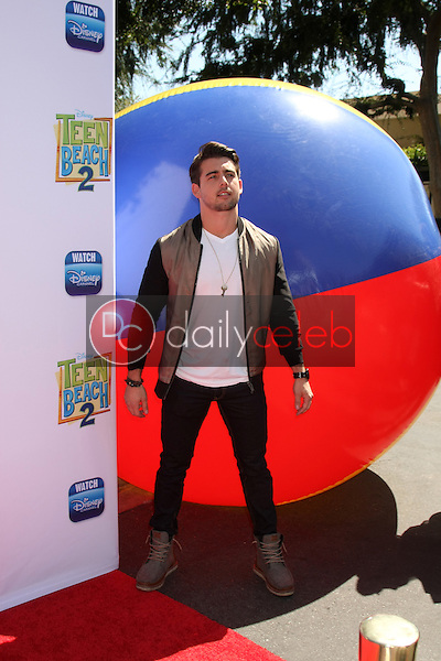 "John DeLuca<br /> at the ""Teen Beach 2"" Premiere, Walt Disney Studios, Burbank, CA 06-22-15<br /> David Edwards/DailyCeleb.com 818-249-4998"
