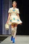 Rebecca Rivera Fusion Fashion Show 2012