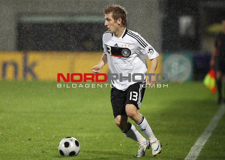 WM-Qualifikation 2010<br /> Lichtenstein : Deutschland<br /> <br /> Marko Marin (Deutschland #13)<br /> <br /> Foto &not;&copy; nph (  nordphoto  )