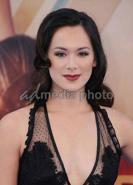 """25 May 2017 - Hollywood, California - Samantha Jo. World  Premiere of Warner Bros. Pictures'  """"Wonder Woman"""" held at The Pantages Theater in Hollywood. Photo Credit: Birdie Thompson/AdMedia"""