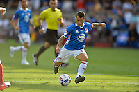 San Jose, CA - Thursday July 28, 2016: Sebastian Giovinco during a Major League Soccer All-Star Game match between MLS All-Stars and Arsenal FC at Avaya Stadium.