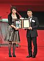 (L to R) Naoki Matsuda, Daisuke Naito, DECEMBER 5, 2011 - Football : 2011 J.League Awards at Yokohama Arena, Kanagawa, Japan. (Photo by Atsushi Tomura/AFLO SPORT) [1035]