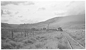 K-27 #464 and #461 northbound up Leopard Creek near Dallas Divide.<br /> RGS  near Dallas Divide, CO  Taken by Maxwell, John W. - 9/16/1946