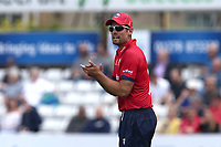 Alastair Cook of Essex during Essex Eagles vs Yorkshire Vikings, Royal London One-Day Cup Play-Off Cricket at The Cloudfm County Ground on 14th June 2018