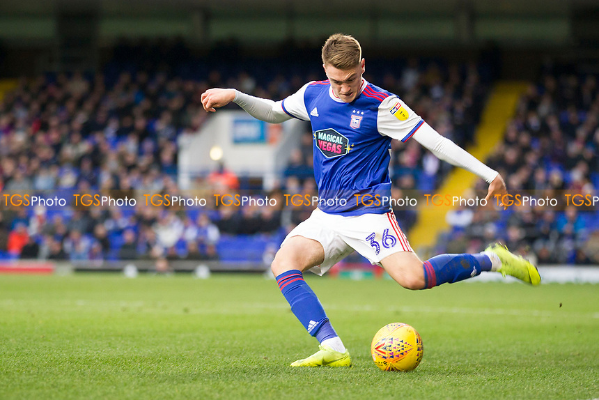 during Ipswich Town vs Rotherham United, Sky Bet EFL Championship Football at Portman Road on 12th January 2019