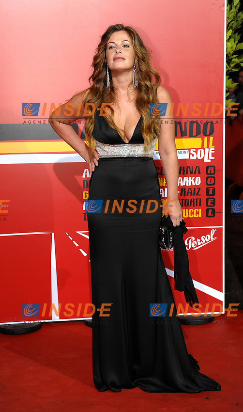Vanessa Incontrada<br /> Third edition of the Rome International film festival<br /> Roma 25/10/2008 <br /> Red Carpet  'Aspettando il sole&quot;<br /> Photo Andrea Staccioli Insidefoto