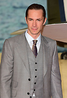 www.acepixs.com<br /> <br /> July 13 2017, London<br /> <br /> James D'Arcy arriving at the world premiere of 'Dunkirk' at the Odeon Leicester Square on July 13, 2017 in London, England<br /> <br /> By Line: Famous/ACE Pictures<br /> <br /> <br /> ACE Pictures Inc<br /> Tel: 6467670430<br /> Email: info@acepixs.com<br /> www.acepixs.com