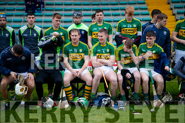 Kerry v Cork in the Co-op Superstores Munster Senior Hurling League on Sunday 14th January in Austin Stack Park, Tralee.