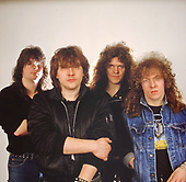 Mar 01, 1985: TANK - Photosession in London