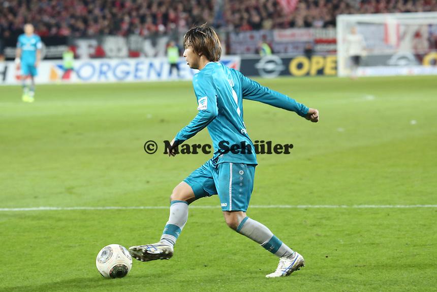 Takashi Inui (Eintracht)- 1. FSV Mainz 05 vs. Eintracht Frankfurt, Coface Arena, 12. Spieltag