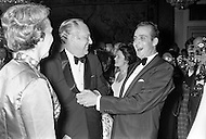 27 Jan 1971, Washington, DC, USA --- Juan Carlos of Spain at the Spanish Embassy in Washington. --- Image by © JP Laffont