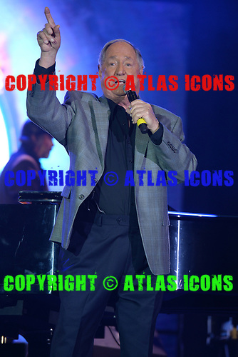 COCONUT CREEK, FL - MARCH 30: Neil Sedaka performs at The Seminole Coconut Creek Casino on March 30, 2019 in Coconut Creek , Florida. Photo By Larry Marano © 2019