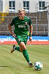 22.07.2017, Donaustadion, Ulm, GER, FSP, FC Augsburg vs Jahn Regensburg, im Bild Philipp Max (Augsburg #31)<br /> <br /> Foto &copy; nordphoto / Hafner