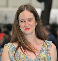 Anna Mohr-Pietsch at the &quot;Swimming With Men&quot; UK film premiere, Curzon Mayfair, Curzon Street, London, England, UK, on Wednesday 04 July 2018.<br /> CAP/CAN<br /> &copy;CAN/Capital Pictures