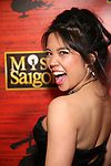 "Catherine Ricafort attends The Opening Night After Party for the New Broadway Production of ""Miss Saigon"" at Tavern on the Green on March 23, 2017 in New York City"