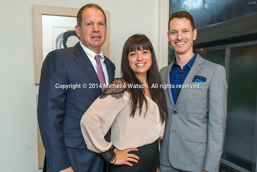 Houston Grand Opera Young Professionals Kickoff Reception at the home of Valerie & Tracy Dieterich