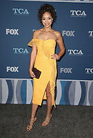 04 January 2018 - Pasadena, California - Amber Stevens West. 2018 Winter TCA Tour - FOX All-Star Party held at The Langham Huntington Hotel. <br /> CAP/ADM/FS<br /> &copy;FS/ADM/Capital Pictures