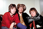 Cream 1967 Eric Clapton, Ginger Baker and Jack Bruce<br />&copy; Chris Walter