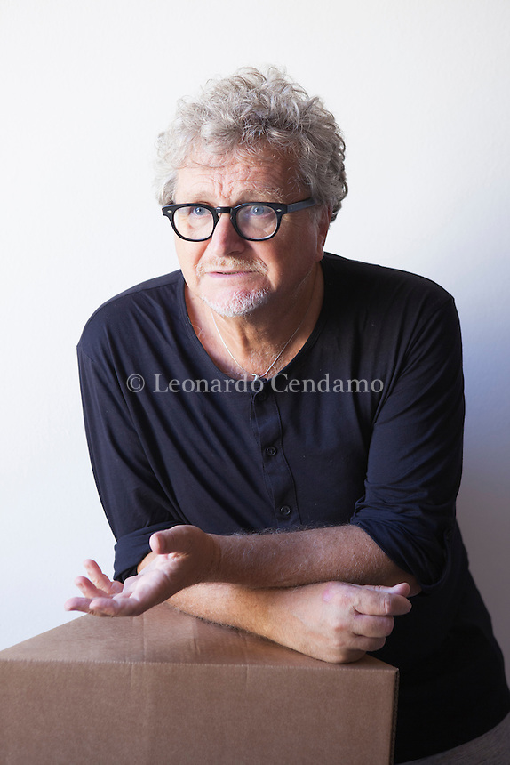 Franco La Cecla (Palermo, 1956) è un antropologo italiano. Mantova Festivaletteratura 2016. © Leonardo Cendamo