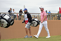 Grayson Murray (USA) makes his way down 11 during Round 2 of the Valero Texas Open, AT&amp;T Oaks Course, TPC San Antonio, San Antonio, Texas, USA. 4/20/2018.<br /> Picture: Golffile   Ken Murray<br /> <br /> <br /> All photo usage must carry mandatory copyright credit (&copy; Golffile   Ken Murray)