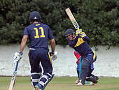 Cricket Scotland - T20 Blitz - Caley Highlanders Scott Cameron hits out - picture by Donald MacLeod - 03.09.08.2017 - 07702 319 738 - clanmacleod@btinternet.com - www.donald-macleod.com