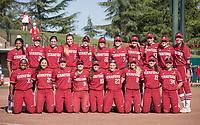 Stanford, CA; April, 2019 Softball, Stanford vs Utah
