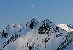 Denali National Park, Alaskan Range, Alaska