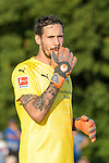 18.07.2018, Voehlinstadion, Illertissen, GER, FSP, FV Illertissen - VfB Stuttgart, im Bild Jens Grahl (Stuttgart, #13)<br /> <br /> Foto &copy; nordphoto / Hafner