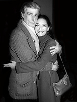 Richard Mulligan Suzanne Pleshette 1981<br /> Photo By John Barrett/PHOTOlink