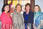 Darina Kerrisk, Anne Hambridge, Margaret Kelliher and Irene Ralston Tralee looking at the latest trends at the fashion show in the Chapter 40 restaurant, Killarney on Friday night..