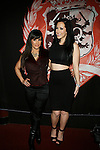 Adult Film Actresses Lisa Ann and Jayden James at The Ultimate Super Bowl Party Hosted by Lisa Ann, Jayden James and Britney Shannon at Headquarters Gentlemen's Club, NY