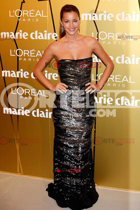 Malena Costa attends Marie Claire Prix de la Moda awards 2012 at French Embassy in Madrid. November 22, 2012. (ALTERPHOTOS/Caro Marin) /NortePhoto