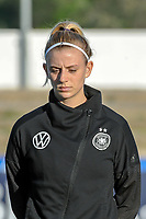 20200307  Lagos , Portugal : German defender Johanna Elsig (14) pictured during the female football game between the national teams of Germany and Norway on the second matchday of the Algarve Cup 2020 , a prestigious friendly womensoccer tournament in Portugal , on saturday 7 th March 2020 in Lagos , Portugal . PHOTO SPORTPIX.BE | STIJN AUDOOREN