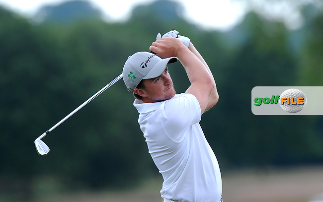 Paul Dunne of Ireland during the Second Round of The Brabazon Trophy 2015 at Notts Golf Club, Nottingham, England. Picture: Golffile | Richard Martin-Roberts<br /> All photo usage must carry mandatory copyright credit (&copy; Golffile | Richard Martin- Roberts)