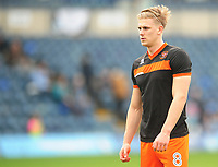 Blackpool's Brad Potts during the pre-match warm-up <br /> <br /> Photographer Kevin Barnes/CameraSport<br /> <br /> The EFL Sky Bet League Two - Wycombe Wanderers v Blackpool - Saturday 11th March 2017 - Adams Park - Wycombe<br /> <br /> World Copyright &copy; 2017 CameraSport. All rights reserved. 43 Linden Ave. Countesthorpe. Leicester. England. LE8 5PG - Tel: +44 (0) 116 277 4147 - admin@camerasport.com - www.camerasport.com